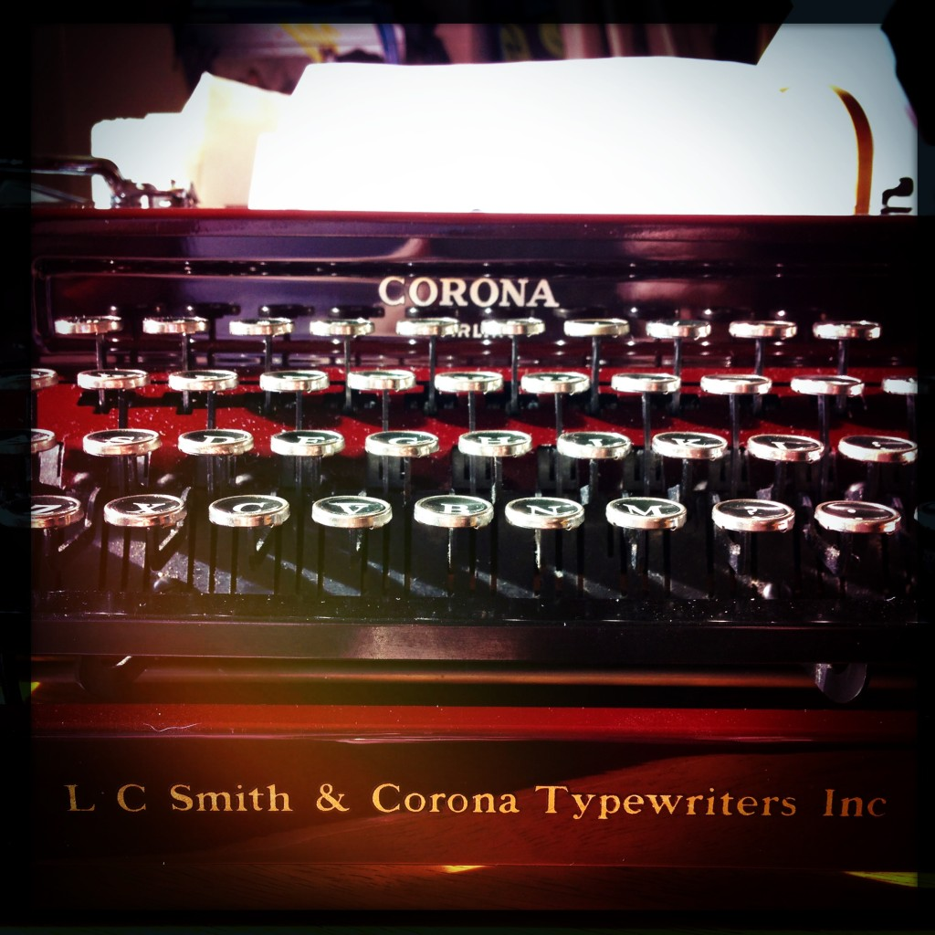Smith & Corona Sterling